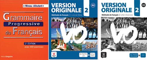 Français 1.2 Livres