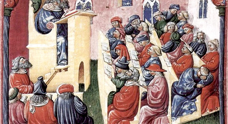 Teaching Middle Ages